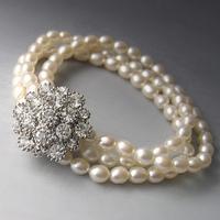Jewelry, Bracelets, Pearl