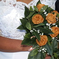 Flowers & Decor, brown, Bride Bouquets, Flowers, Bouquet