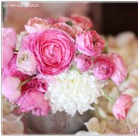 Flowers & Decor, pink, Flowers, Ranunculus