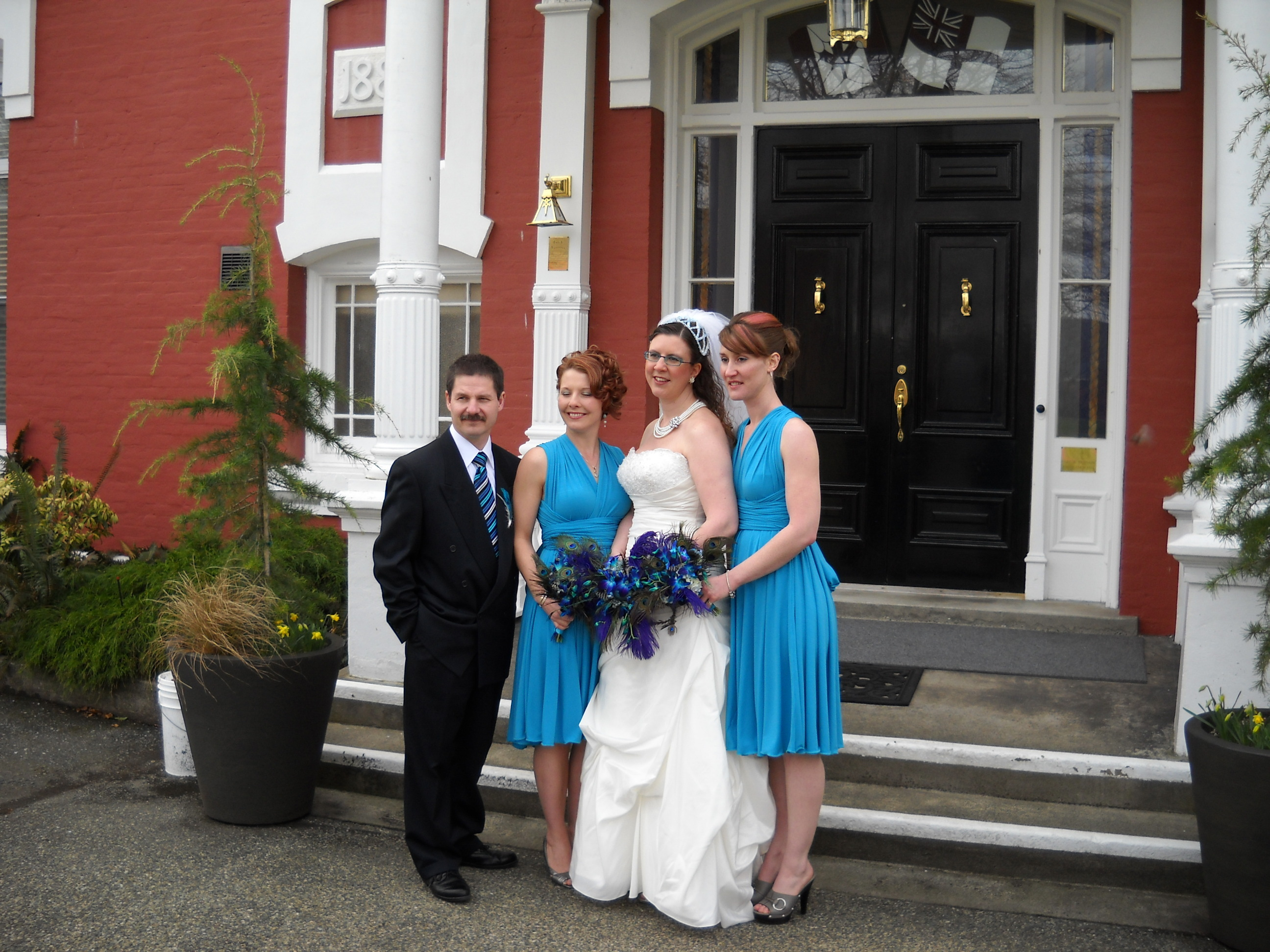 Bride, Portraits, Groom, Wedding, Party, Bridal, House, Claytonandshauna, Admirals, Dockyards