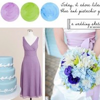 purple, blue, green, Inspiration board
