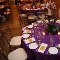 Reception, Flowers & Decor, pink, purple, green, Flowers