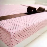 Reception, Flowers & Decor, Stationery, white, pink, black, Invitations, Box
