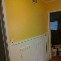 DIY, white, yellow, Home