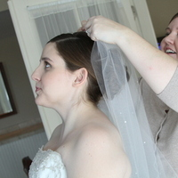 Beauty, Wedding Dresses, Veils, Fashion, dress, Makeup, Veil, Hair, Camille nolan photography