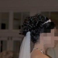 Wedding Dresses, Veils, Fashion, white, dress, Veil, Crystal, Rhinestone, Bling, Single, Tier