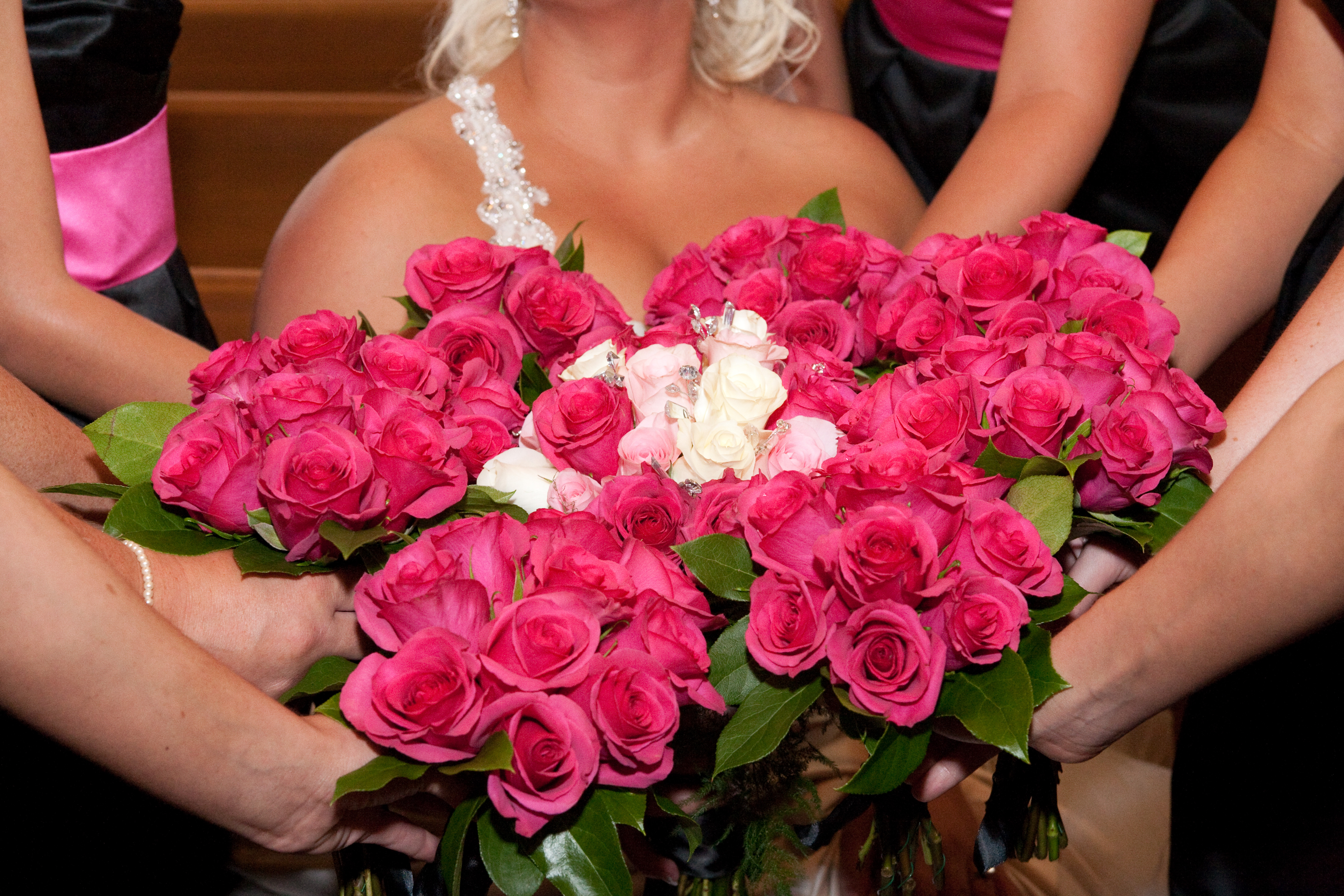 Flowers & Decor, pink, Flowers, Bouquets