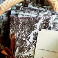 Ceremony, Flowers & Decor, brown, Programs