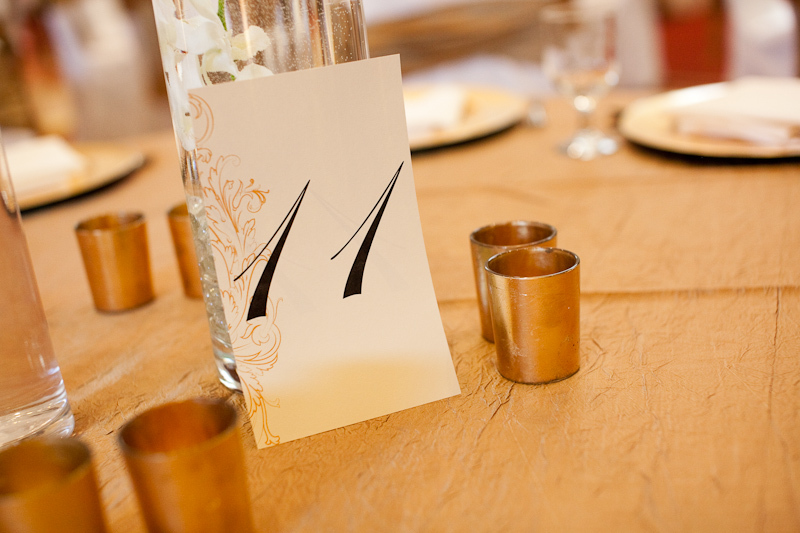 Reception, Flowers & Decor, white, gold