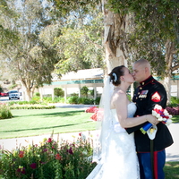 Wedding Dresses, Photography, Fashion, white, red, blue, dress, Military, Maggie, Marine, Shirley, Hollis, Corps, Cari, Soterro