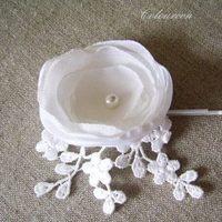 Beauty, Flowers & Decor, Bridesmaids, Bridesmaids Dresses, Fashion, white, ivory, Bridesmaid Bouquets, Flowers, Hair, Flower Wedding Dresses