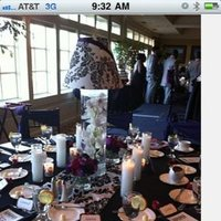 Reception, Flowers & Decor, Favors & Gifts, white, black, Favors, Candles, Damask, Lamp, Shade, Lampshade