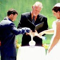 Ceremony, Flowers & Decor, yellow, orange, blue, green