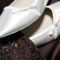Shoes, Fashion, white, brown