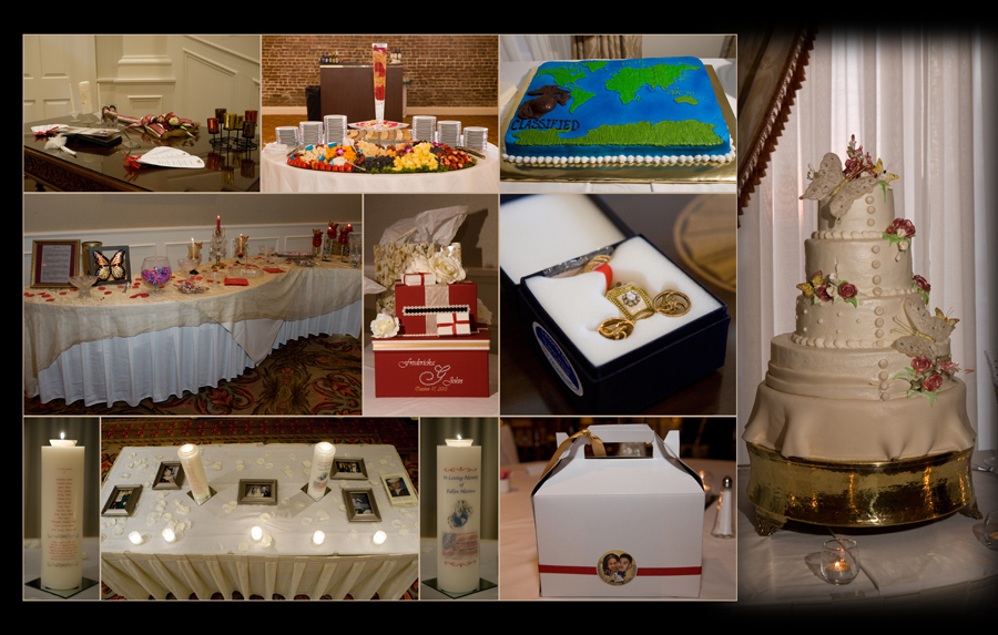 Cakes, cake, Groom, Wedding, Us, Butterfly, And, Marine