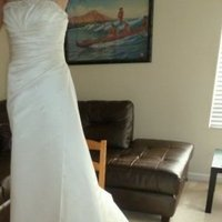 Wedding Dresses, Fashion, ivory, dress, Elegant, Strapless, Strapless Wedding Dresses, Pronovias