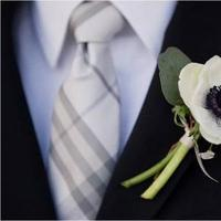 Flowers & Decor, white, black, Flowers