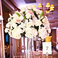 Reception, Flowers & Decor, white, gold, Centerpieces, Flowers, Centerpiece, Inspiration board