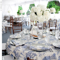 Reception, Flowers & Decor, Favors & Gifts, white, yellow, blue, Favors, Flowers