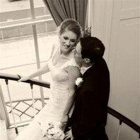 Beauty, Ceremony, Flowers & Decor, Wedding Dresses, Fashion, white, green, black, gold, dress, Ceremony Flowers, Flowers, Hair, Flower Wedding Dresses