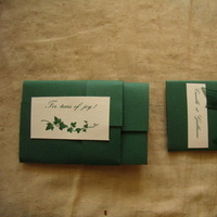 Ceremony, Flowers & Decor, Favors & Gifts, green, Favors, And, Back, Front, Toy