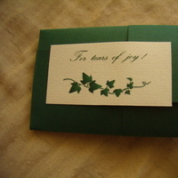 Ceremony, Flowers & Decor, Favors & Gifts, green, Favors, Back, Toj