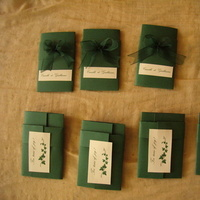 Ceremony, Flowers & Decor, Favors & Gifts, green, Favors