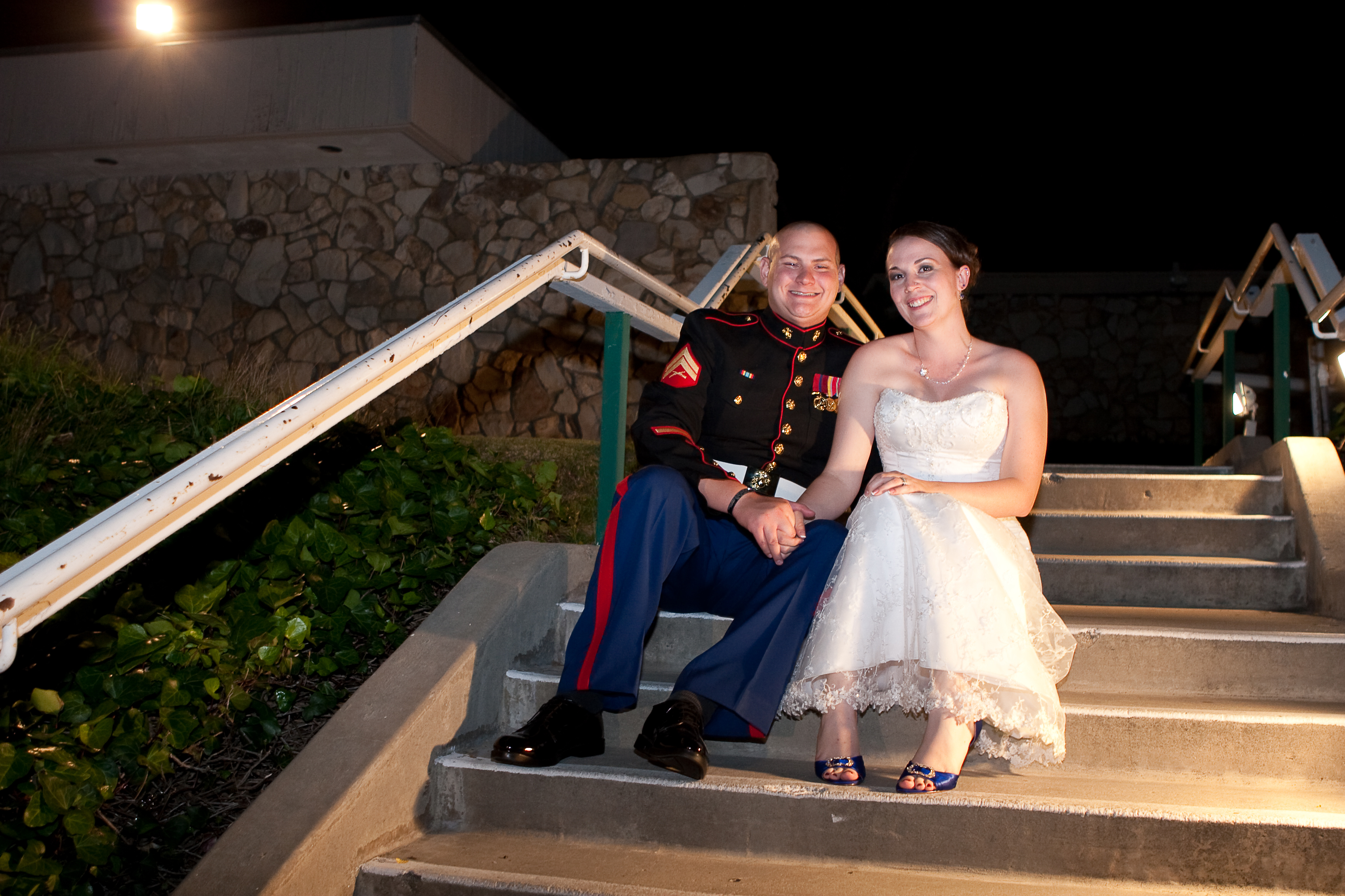 Photography, Military, Night, Maggie, Marine, Shirley, Hollis, Corps, Cari, Soterro