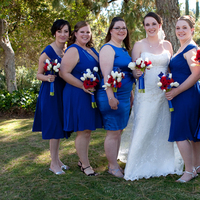Bridesmaids, Bridesmaids Dresses, Wedding Dresses, Photography, Fashion, blue, dress, Maggie, Shirley, Hollis, Cari, Soterro