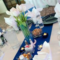 Reception, Flowers & Decor, Photography, blue, Hollis, Cari