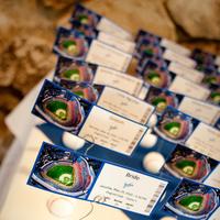 Reception, Flowers & Decor, Photography, Stationery, Escort Cards, Cards, Escort, Baseball, Hollis, Cari