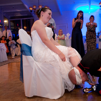 Reception, Flowers & Decor, Photography, blue, Garter, Toss, Military, Maggie, Marine, Shirley, Hollis, Corps, Cari, Soterro