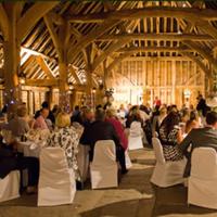 Reception, Flowers & Decor, The priory