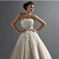 Wedding Dresses, Fashion, dress, Justin, Alexander
