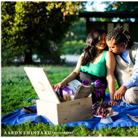 purple, green, Engagement, Inspiration board, Napa, Picnic