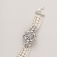 Jewelry, Bracelets, Bride, Bracelet, Haute, Hb, 628