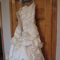 Wedding Dresses, Fashion, white, dress, Of, Back, I, Am, Selling