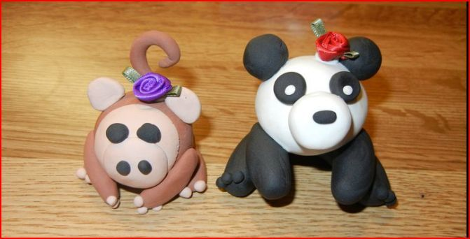 DIY, Cakes, cake, Cake topper, Topper, Animals, Diy cake topper