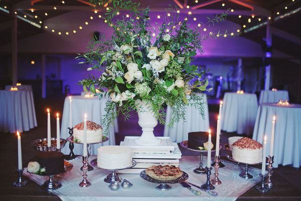 Reception, Flowers & Decor, Cakes, cake, Dessert, Table