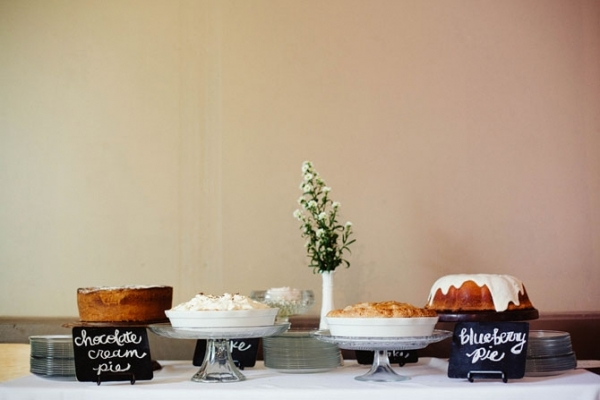 Reception, Flowers & Decor, Dessert, Table