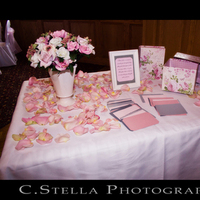 Reception, Flowers & Decor, white, pink, silver, Flowers
