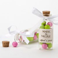 pink, green, Favors, Inspiration board, Favors & Gifts