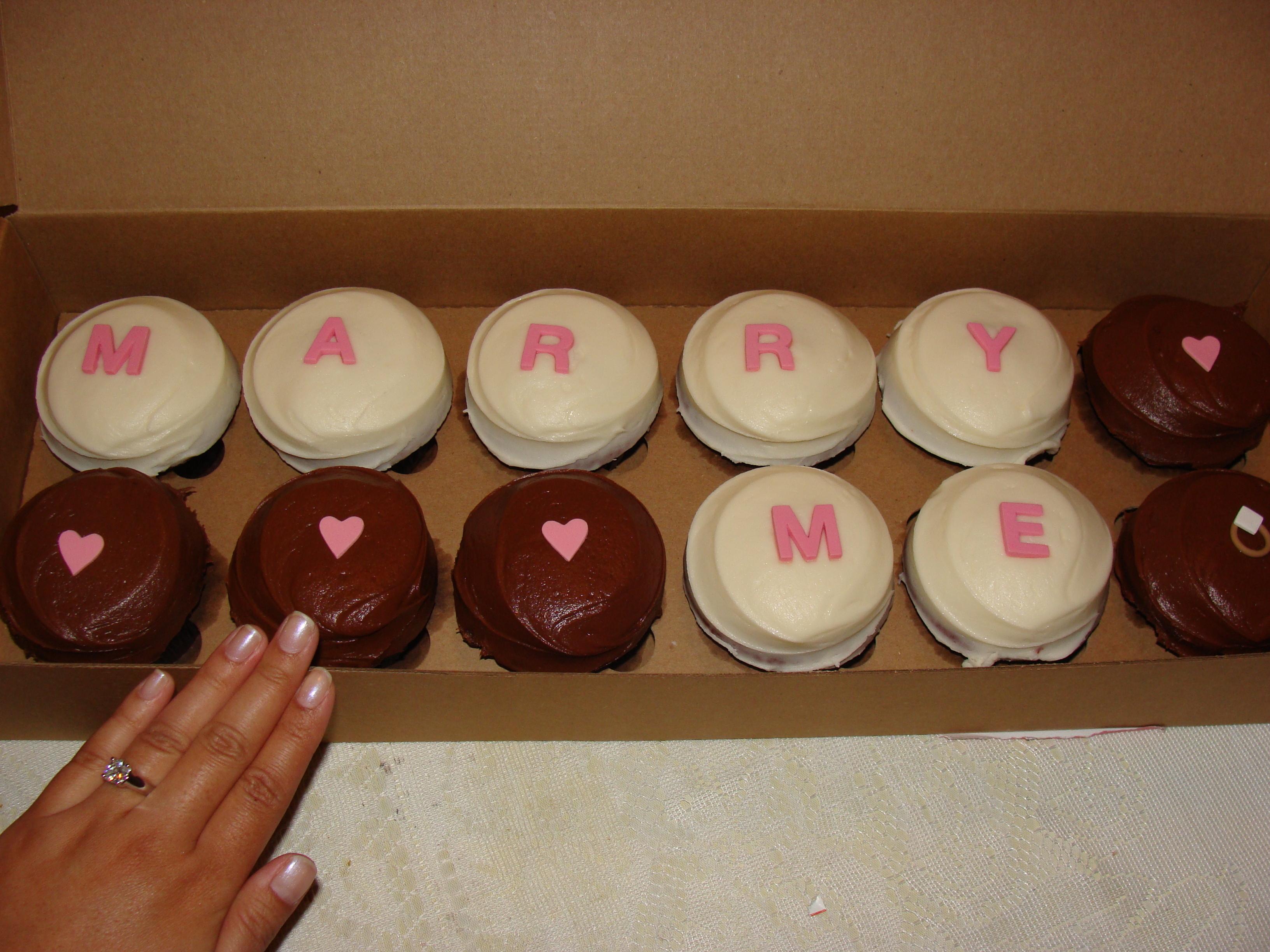 Cupcakes, Proposal