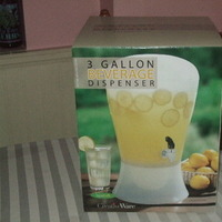 DIY, Reception, Flowers & Decor, Beverage, A, For, Bar, Dispensers