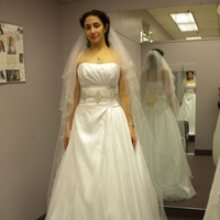 Wedding Dresses, Fashion, white, dress, Casablanca