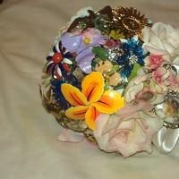 Ceremony, DIY, Flowers & Decor, Jewelry, Brooches, Ceremony Flowers, Bride Bouquets, Vintage, Flowers, Vintage Wedding Flowers & Decor, Bouquet, Brooch