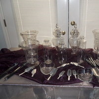 Reception, Flowers & Decor, Favors & Gifts, purple, silver, Favors