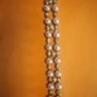 Jewelry, white, silver