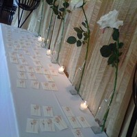 Ceremony, Reception, Flowers & Decor, Favors & Gifts, white, yellow, orange, gold, Favors, Escort, Table, Card, Inspiration board