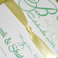 Stationery, invitation, Invitations, Lemon